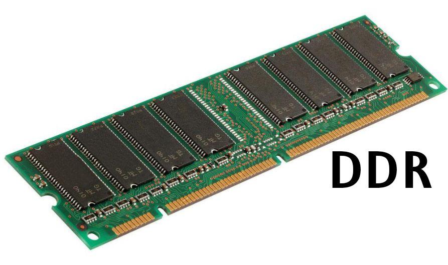 Memória DDR 1GB 400MHZ PC 3200