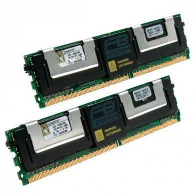 MEMORIA ECC DDR3 8GB KINGSTON 2X4 KTD WS667