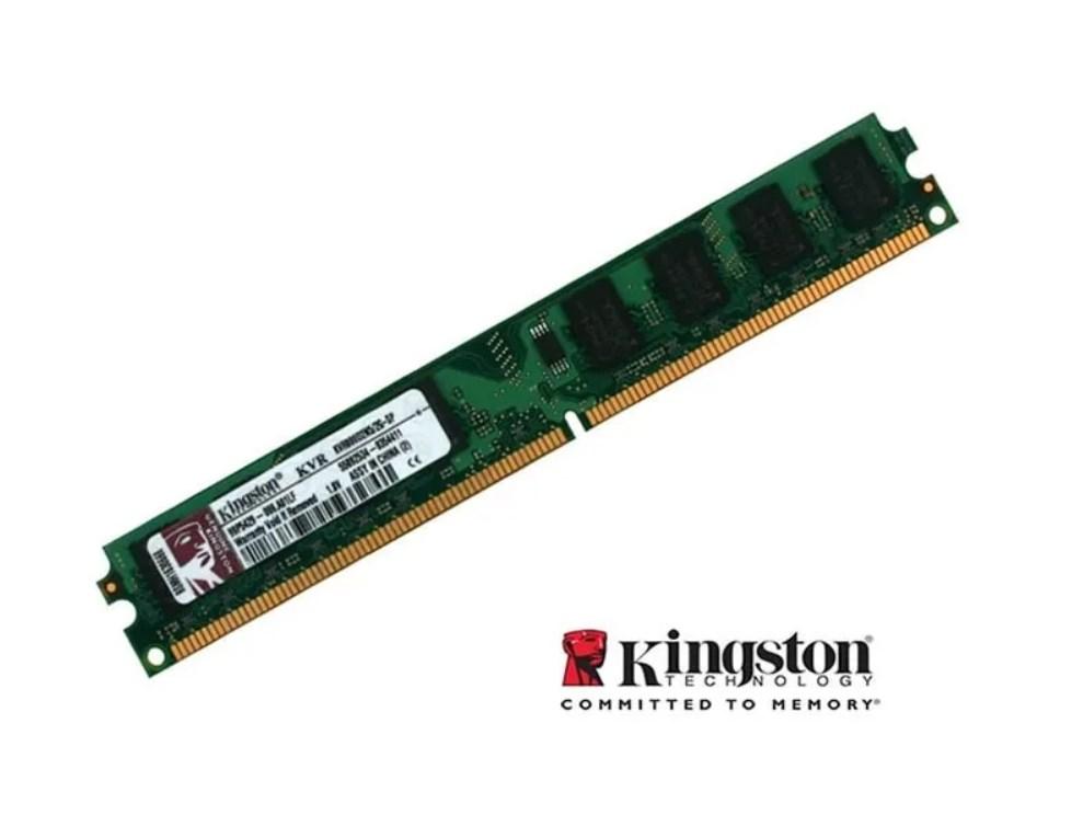 Memória Kingston 4gb 1600mhz Ddr3 Cl11 - Kvr16n11/4