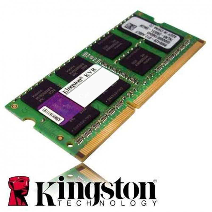 MEMORIA P/ NOTEBOOK DDR3 4GB 1600MHZ KINGSTON