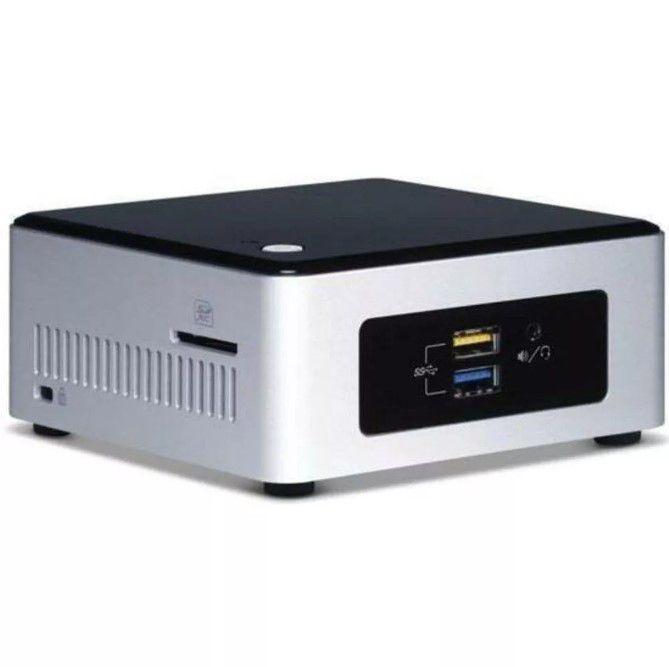 Mini Pc Nuc Dual Core 4GB Mem SSD 120GB HDMI USB 3.0 Win7