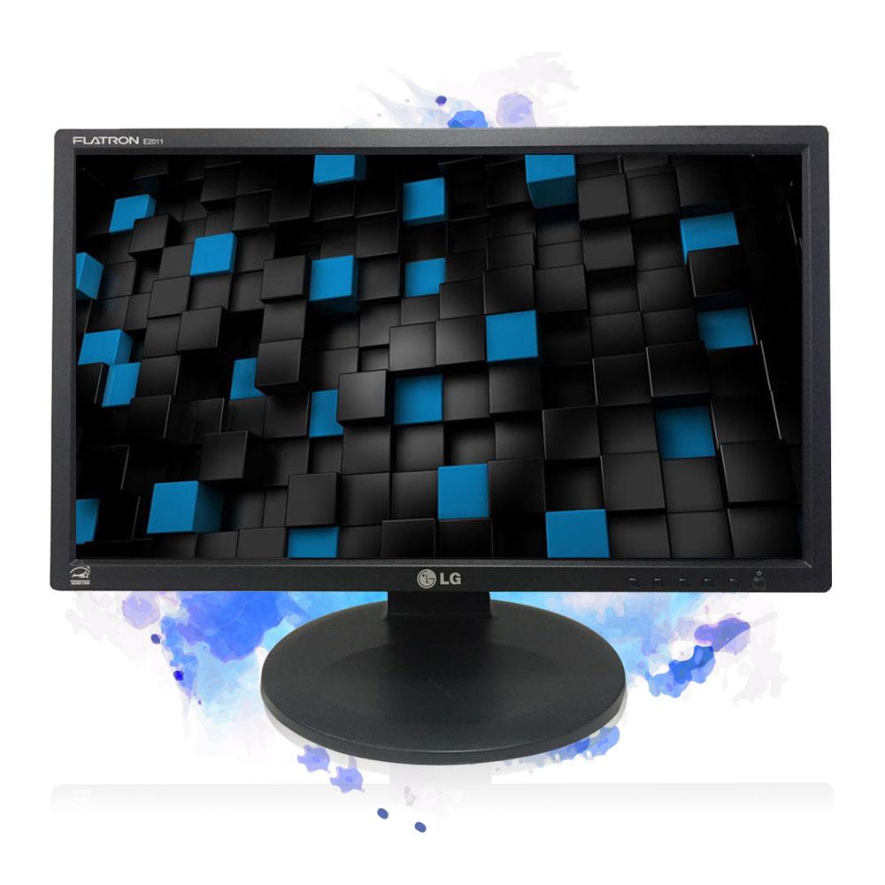 Monitor Led 20 LG E2011 VGA Preto Semi Novo