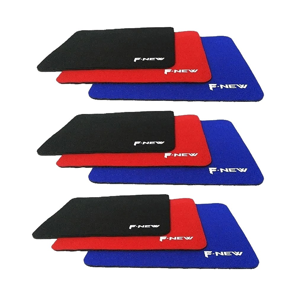 Mouse Pad Cores Kit 30 unidades Fnew