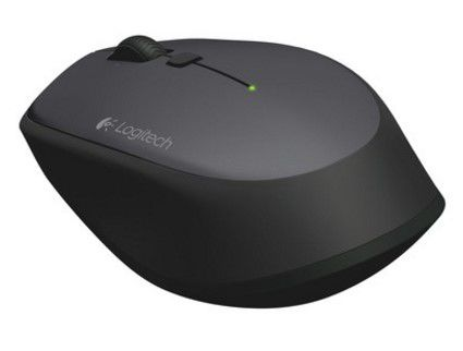 Mouse s/ fio wirelles Logitech M-335 Com Unifying Preto