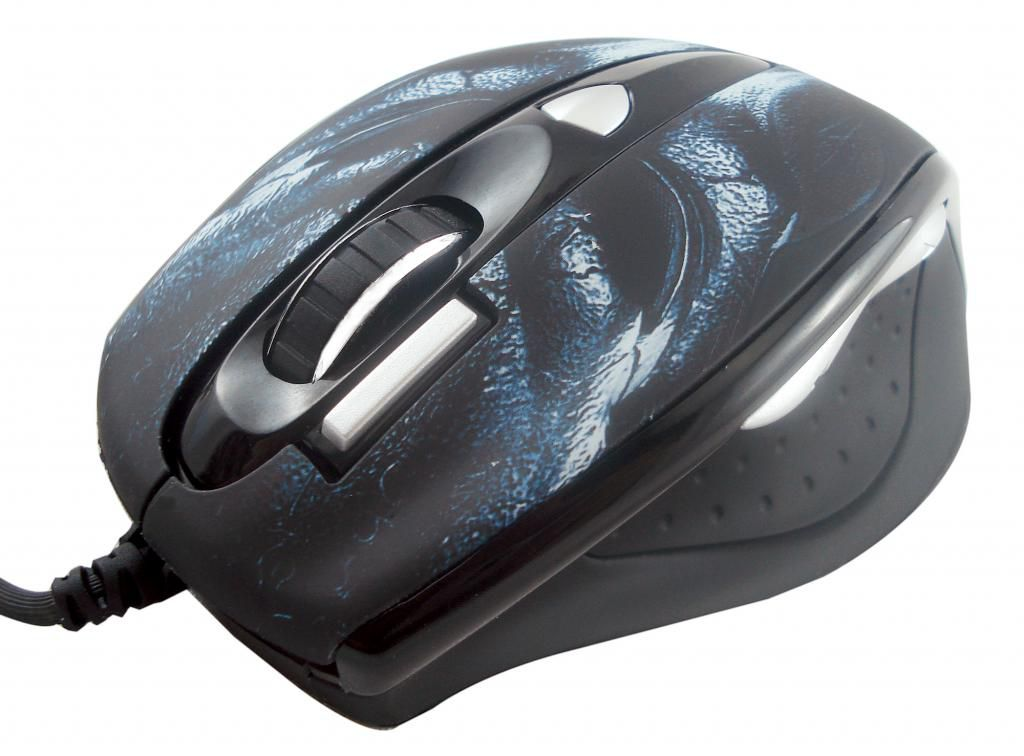Mouse USB Gamer 7 Botões Mg-901u Dx1D Azul Dr.Hank
