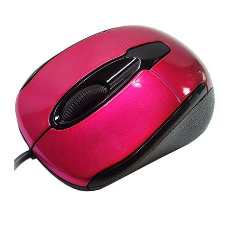 MOUSE USB MO-395U-P1KS ROSA DR-HANK
