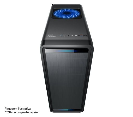 Pc Gamer Intel Core i3 4130 GeForce GT 1030 2GB 8GB HD 1TB