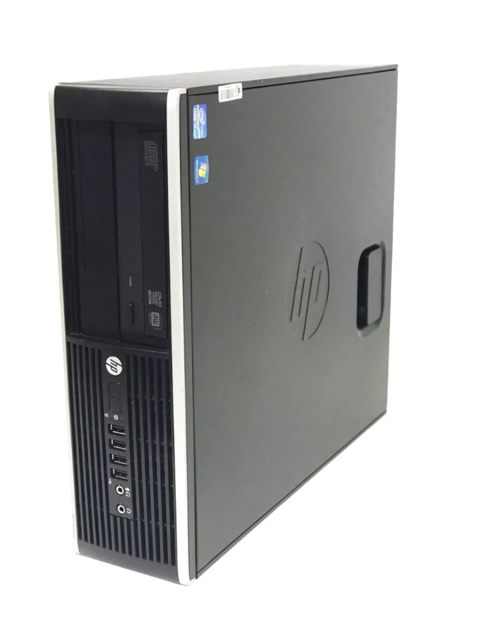 Computador Completo Cpu HP I7 8GB HD 1TB Wifi Monitor