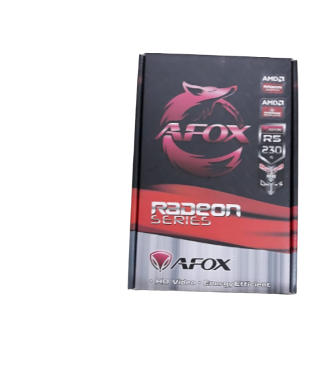 Placa de Vídeo  AFOX VGA  2gb  PCI-Express  R5 230 DDR3