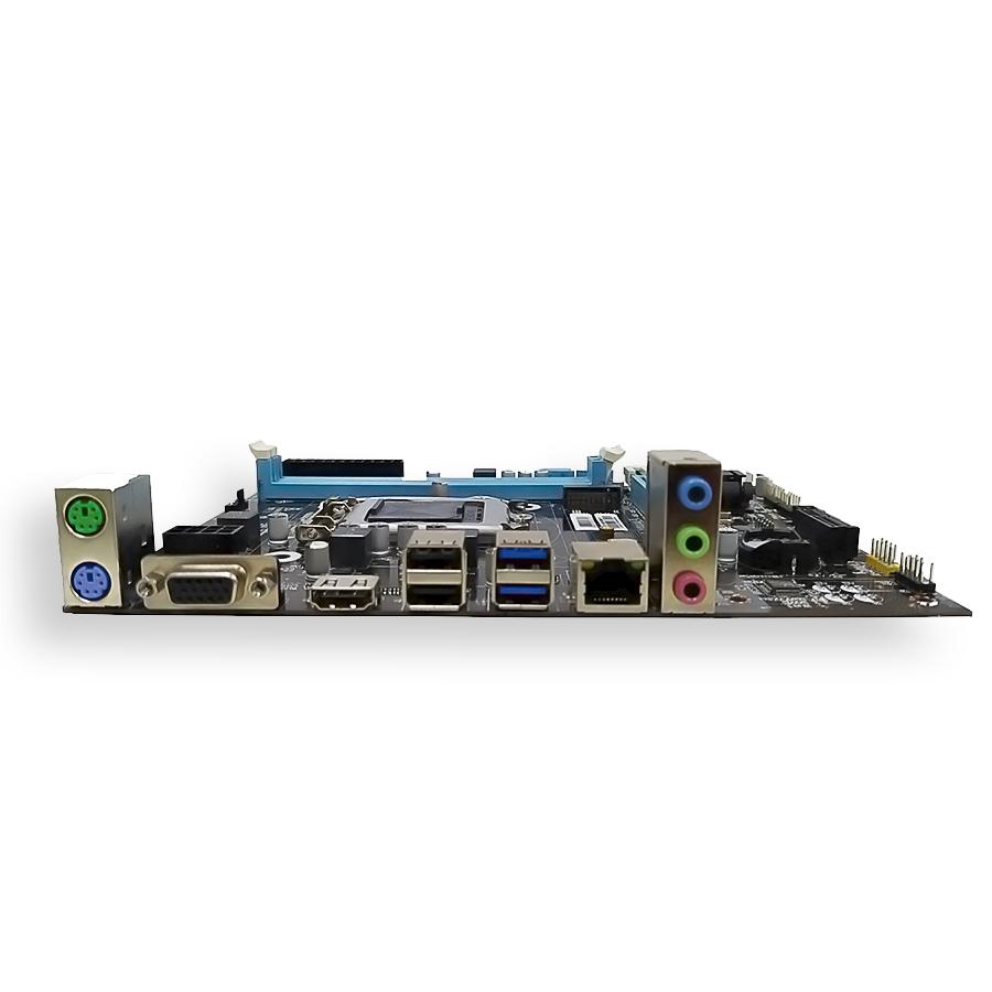 Placa Mãe B85M-TG DDR3 LGA1150 Som Vídeo Rede Brazil PC