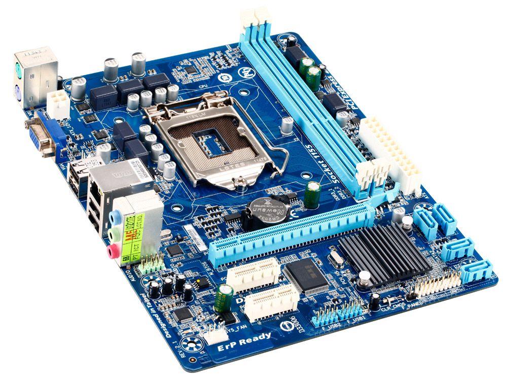 PLACA MÃE GIGABYTE GA-H61M-S1 INTEL LGA 1155 DDR3