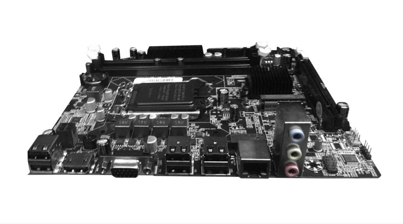 Placa Mae Intel Lga 1156 Core I3/i5/i7 Ddr3 Hdmi 6 Usb Bpc-h55m Brazilpc