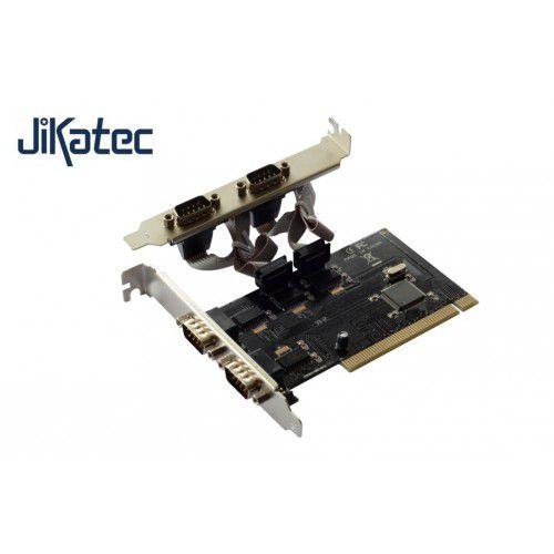 PLACA PCI 4 SERIAL KPE 715 JIKATEC