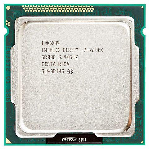 Processador I7 2600K LGA 1155 INTEL