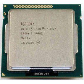 Processador I7 3770 LGA 1155 Intel SEMINOVO