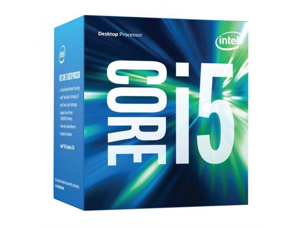 PROCESSADOR INTEL CORE I5 6500 3,2GHZ 6MB LGA 1151