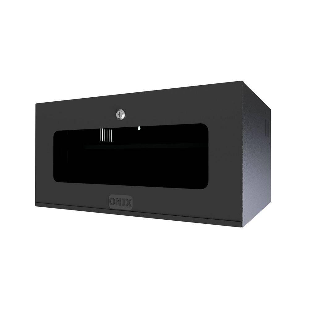 Rack Mini Organizador 5u c/tampa Acrilico Onix