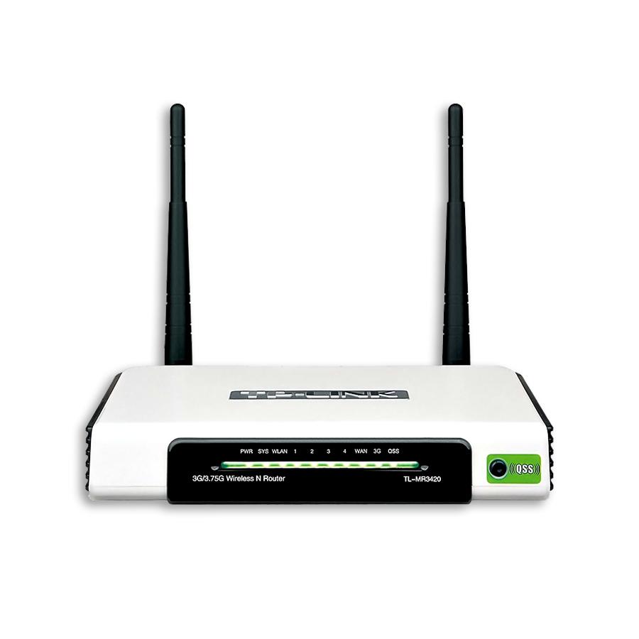 Roteador Wireless 3g 300mbps Tl-Mr3420 v1.3 Tp-Link