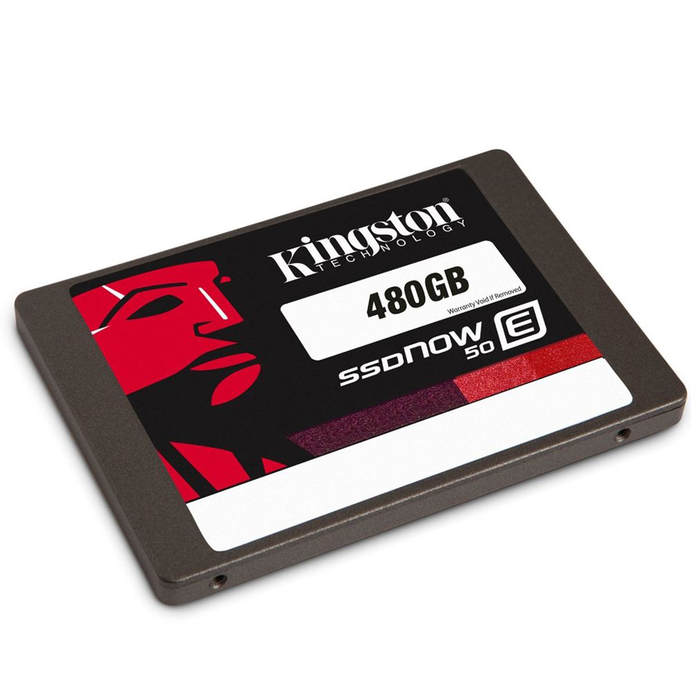 SSD Kingston 480GB 2,5 SATA III
