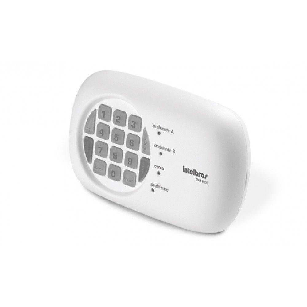 Teclado Avulso p/ Central de Alarme IntelBras  XAT 2000- 4390178
