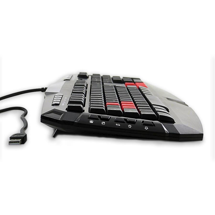Teclado Gaming USB KM-G31E-UGSB G-Fire