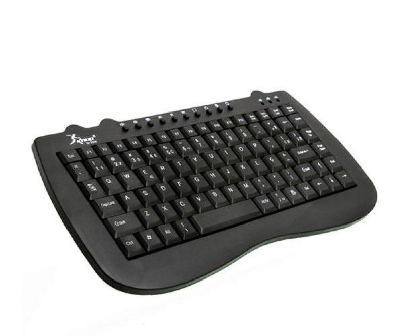 Teclado USB Mini Knup Multimidia KP 2008