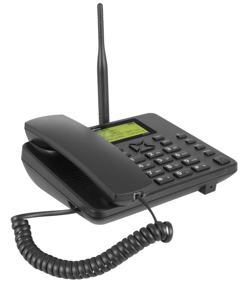 Telefone Celular Fixo De Longo Alcance Cf5002 Intelbras