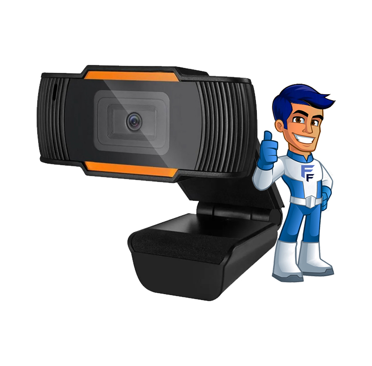 WebCam Brazil PC V5 HD 720p
