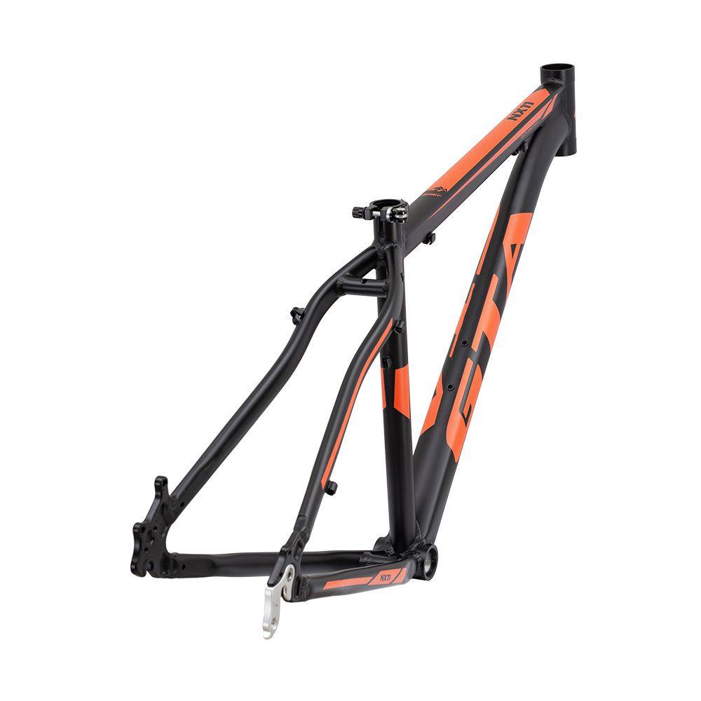 Bicicleta Aro 29 GTA NX11 21v Shimano Freio Hidraulico Pto/Lar