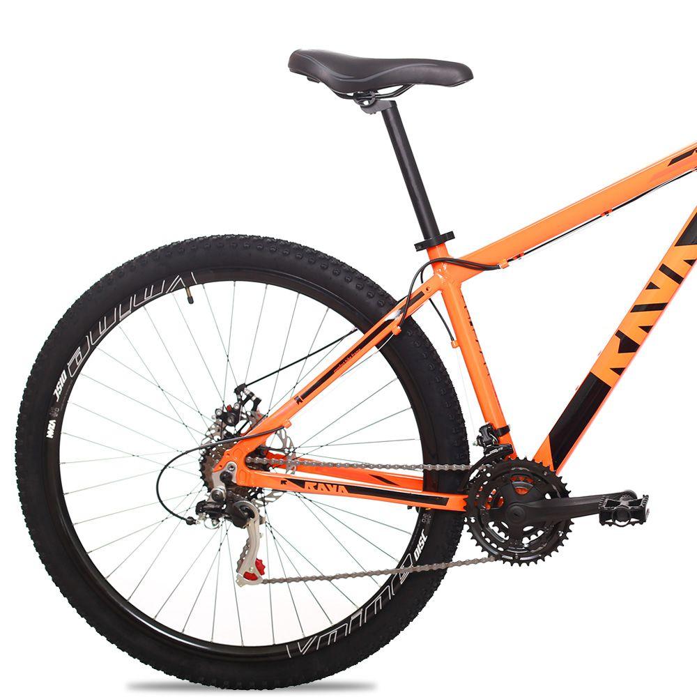 Bicicleta Aro 29 TSW Rava 21v Câmbios Shimano Freio a Disco Pto/Lar