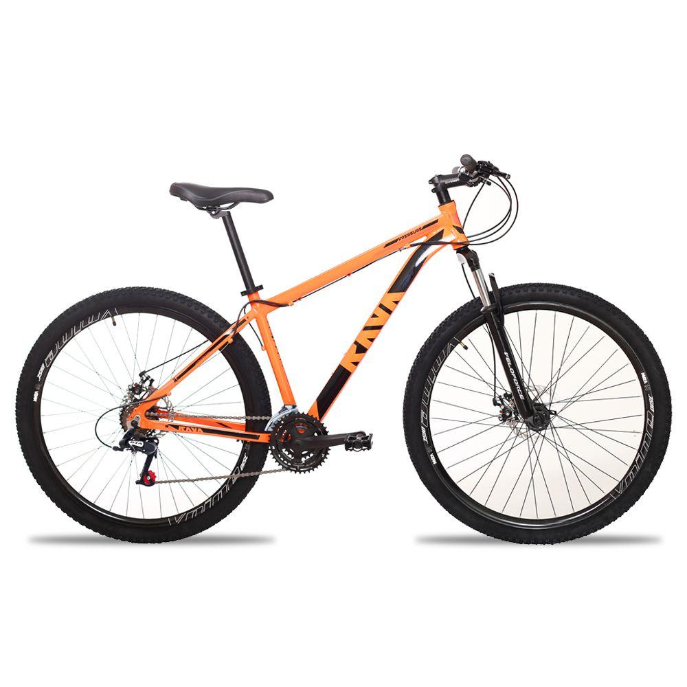 Bicicleta Aro 29 TSW Rava 24v Freio a Disco Pto/Lar