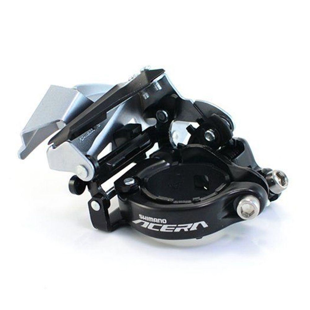 Cambio Dianteiro Shimano Acera FD-M3000 9 Velocidade 31,8/34,9mm