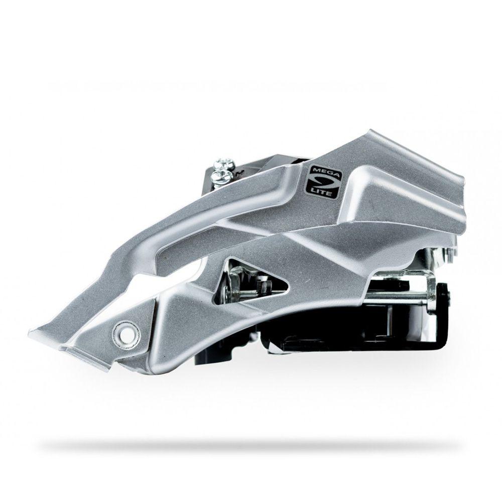 Cambio Dianteiro Shimano Altus FD-M2000 9 Velocidades 31,8/34,9mm