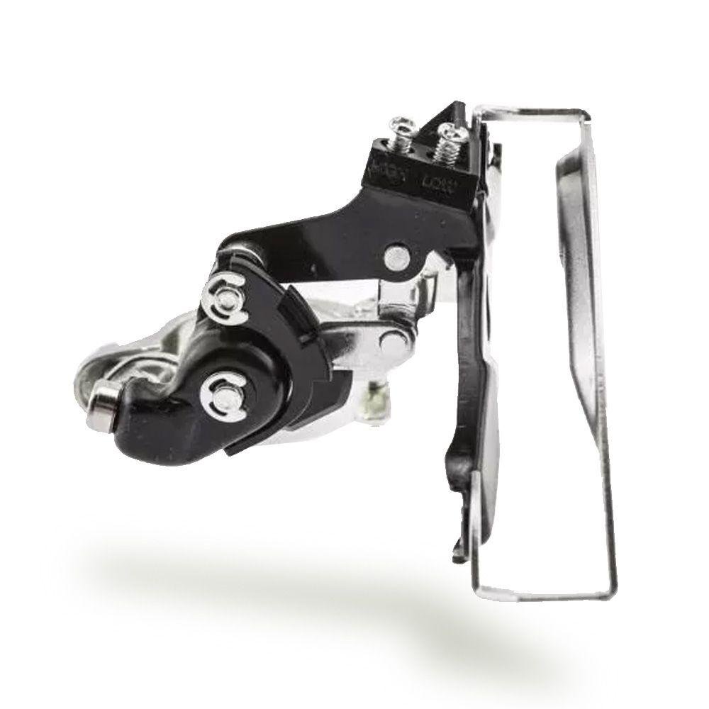 Cambio Dianteiro Shimano Tourney FD-TY510 6/7 Velocidade 31,8/34,9mm