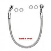 Flexivel Freio Aeroquip Malha Inox 110 cm