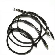 Kit cabos Acel + Embr + Freio + Veloc Cg 150 Titan 04 até 08