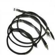 Kit cabos Acel + Embr + Freio + Veloc Titan 125 Ks 02 até 04