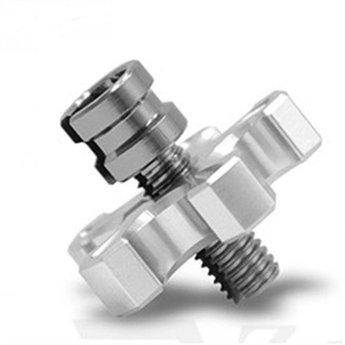 Regulador Cabo Embreagem Aluminio Universal rosca M8