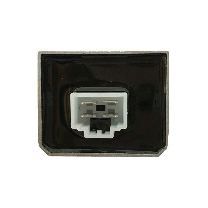 Regulador Retificador Voltagem Biz 125 Biz 110i Nxr Bros 160
