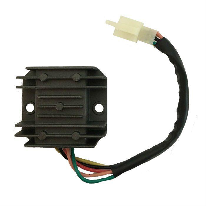 Regulador Retificador Voltagem Cbx 200 Strada Nx 200 Xr 200