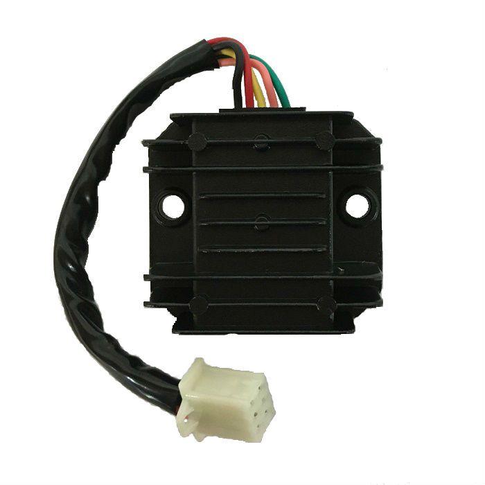 Regulador Retificador Voltagem Jet + /Jet 125 / Jonny 50