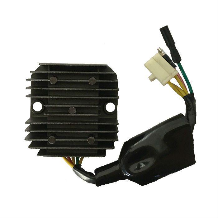 Regulador Retificador Voltagem Nx 400 Falcon - 1999 até 2008