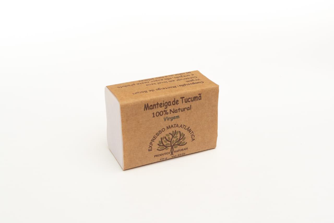 Manteiga de Tucumã extra virgem da Expresso Mata Atlântica