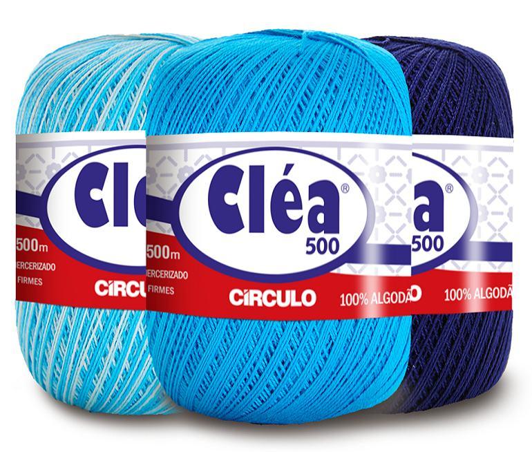 3f409f1d5 Linha Circulo Cléa 500mts - ARMARINHOS DUMDUM
