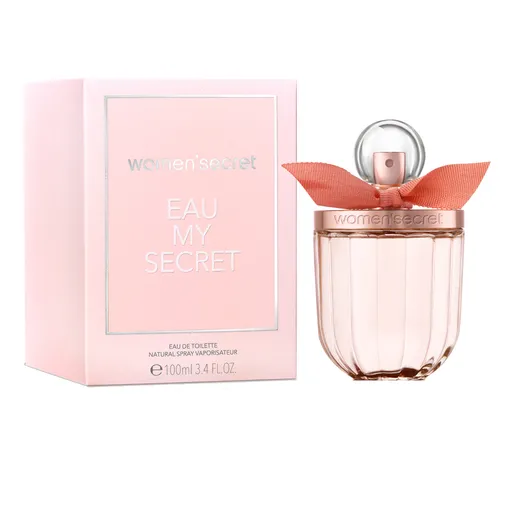 Eau My Secret Women' Secret Perfume Feminino - Eau de Toilette - 100ml