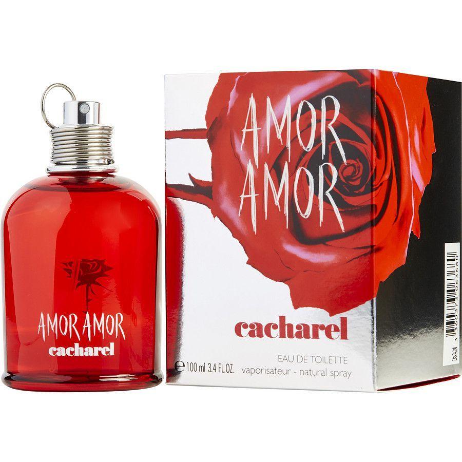 Perfume AMOR AMOR Feminino - EDT- 30 ml