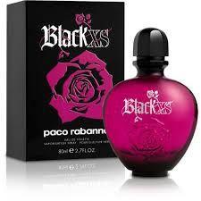 Perfume Black Xs  Paco Rabanne - Perfume Feminino -EDT