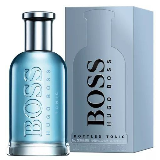 Perfume Boss Bottled Tonic Hugo Boss Masculino - Eau de Toilette - 100ml