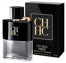Perfume CH Men Privé Carolina Herrera - Perfume Masculino - EDT 50ml