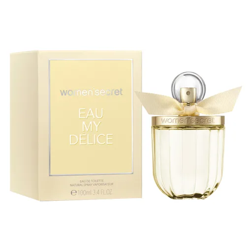 Perfume Eau My Délice Women' Secret Perfume Feminino - Eau de Toilette - 100ml